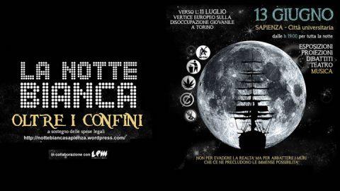 Image for: LPM 2014 Rome   Notte Bianca della Sapienza