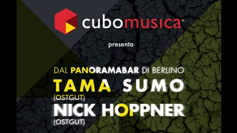 Image for: LPM 2013 Rome | CuboMusica: Tama Sumo & nd_baumecker