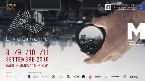Image for: Live Cinema Festival 2016   LPM 2015 > 2018